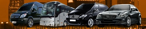 Flughafentransfer Cardiff | Transfer Cardiff | Limousine Center UK