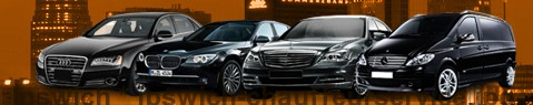 Chauffer Service Ipswich | Limousine Center UK