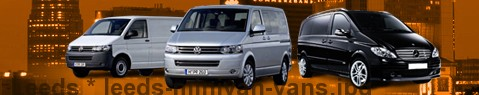 Minivan Leeds | Limousine Center UK