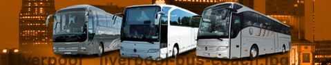 Reisebus (Reisecar) Liverpool | Mieten | Limousine Center UK