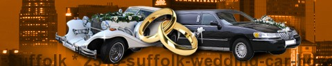 Auto matrimonio Suffolk | limousine matrimonio | Limousine Center UK