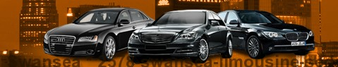 Limousine Swansea | car with driver | Limousine Center UK