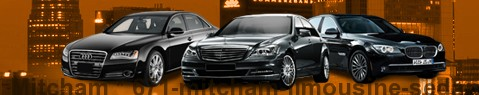 Limousine Mitcham | car with driver | Limousine Center UK