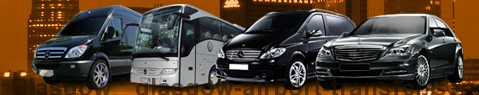 Flughafentransfer Glasgow | Transfer Glasgow | Limousine Center UK