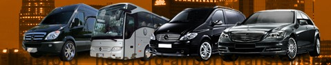 Transfer Service Hereford | Limousine Center UK
