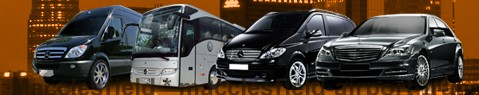 Transfer Service Macclesfield | Limousine Center UK