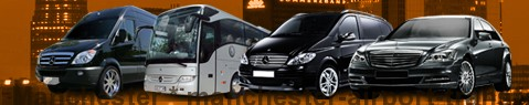 Airport transfer Manchester | Limousine Center UK