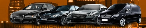 Chauffer Service Luton | Limousine Center UK