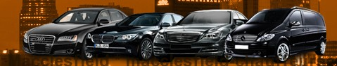 Chauffer Service Macclesfield | Limousine Center UK