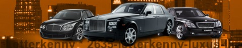 Luxury limousine Letterkenny | Limousine Center UK