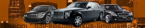 Luxury limousine Epsom | Limousine Center UK