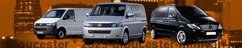 Minivan Gloucester | hire | Limousine Center UK