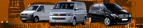 Minivan Hampshire | hire | Limousine Center UK