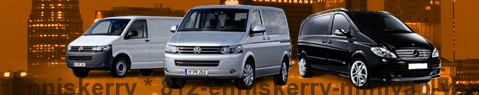 Minivan Enniskerry | hire | Limousine Center UK