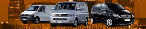 Minivan Springfield | hire | Limousine Center UK