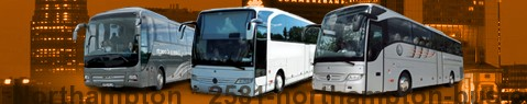 Coach (Autobus) Northampton | hire | Limousine Center UK