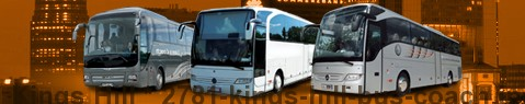 Coach (Autobus) Kings Hill | hire | Limousine Center UK