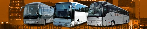 Coach (Autobus) Cheriton Bishop | hire | Limousine Center UK