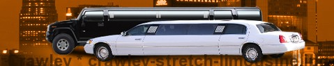 Stretchlimousine Crawley | Limousine Center UK