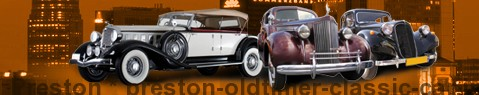Oldtimer Preston | Limousine Center UK