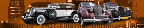 Vintage car Killarney | classic car hire | Limousine Center UK