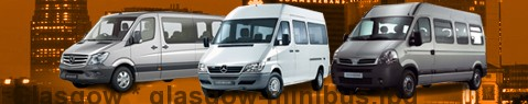 Minibus Glasgow | hire | Limousine Center UK