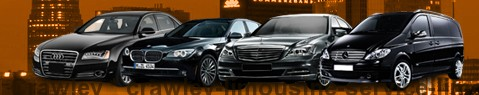 Limousine Service Crawley | Car Service | Chauffeur Drive | Limousine Center UK