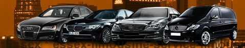 Limousine Service Essex | Car Service | Chauffeur Drive | Limousine Center UK
