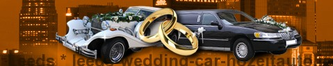 Wedding Cars Leeds | Wedding limousine | Limousine Center UK