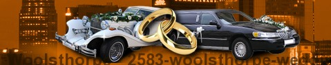 Wedding Cars Woolsthorpe | Wedding limousine | Limousine Center UK