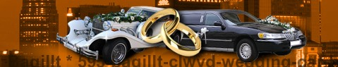 Wedding Cars Bagillt | Wedding limousine | Limousine Center UK