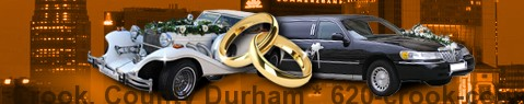 Wedding Cars Crook, County Durham | Wedding limousine | Limousine Center UK