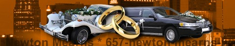 Wedding Cars Newton Mearns | Wedding limousine | Limousine Center UK