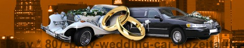 Wedding Cars Bray | Wedding limousine | Limousine Center UK